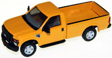 Ho 1/87 River Point Station # 536-5057.02 F-250 Srw, Regular Cab - Yellow