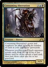 CONSUMING ABERRATION Gatecrash MTG Gold Creature—Horror RARE