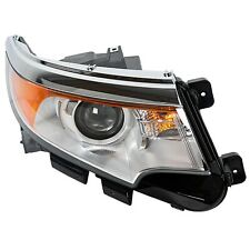 For 2011-2013 Ford Edge Passenger Right Side Front Headlamp new Headlight