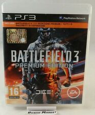 BATTLEFIELD 3 PREMIUM EDITION SPARATUTTO FPS SONY PS3 PLAYSTATION PAL ITALIANO