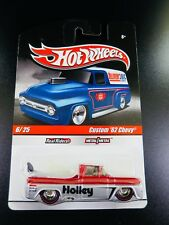 HOT WHEELS '62 CHEVY CUSTOM 1/64 DIECAST IN GREAT BLISTER PACK