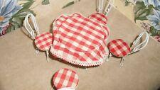 Dollhouse Miniature Antique furniture patio set ice cream parlor Scale 1:12