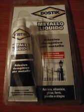 Colla adesivo riempitivo acciaio alluminio ghisa BOSTIK Metallo liquido ml.55