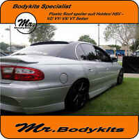 MR PLASTIC MADE REAR ROOF SPOILER WING -VT/VX/VY/VZ HSV CLUBSPORT/R8/GTS/SS/836
