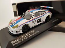 Minichamps 400046960 PORSCHE 911 GT3RS #60 BARBER PARK 250 -2004 -MINTBOXED