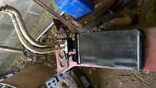 HEATER RADIATOR - REMOVED FROM FORD IVECO 75-E- BREAKING FOR SPARES