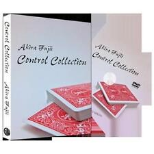 Control Collection by Akira Fujii - DVD - Magic Tricks