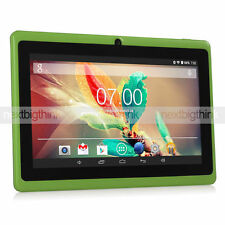 """7"""" Android 4.4 Tablet PC MID Quad-core Bluetooth WIFI 16GB UK Charger RM 48"""