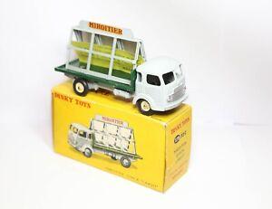 French Dinky 33C 579 Miroitier Simca Cargo Glaziers Van In It's Original Box