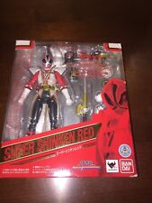 Bandai SH Figuarts Samurai Sentai Shinkenger Super Shinken Red Figure