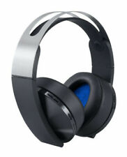 Sony Over Ear PlayStation4 Platnium Wireless Gaming Headset - Brand New - Sealed
