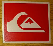 quiksilver campervan side panel surfboard wakeboard windsurf sticker decal 500mm