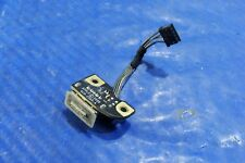"""MacBook Pro A1278 13"""" Mid 2009 MB990LL/A OEM Magsafe Board w/ Cable 661-5235 ER*"""
