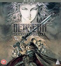 Berserk Collection (Standard Edition) [Blu-ray] [DVD][Region 2]