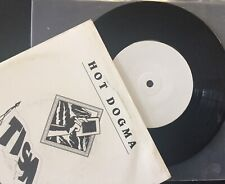 """TISM - This Is Serious Mum - Hot Dogma THE INTERVIEW Disc 7"""" 45 Promo Mint Cond"""