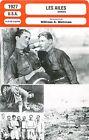 FICHE CINEMA FILM USA LES AILES / WINGS Réalisateur William A. Wellman