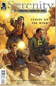 Serenity: Firefly Class 03-K64 Comic Book #5 Cover B, Dark Horse 2014 NEW UNREAD