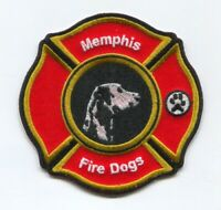 Memphis Fire Department Rescue 2 Patch Tennessee TN v1