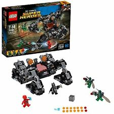 Lego DC Comics Superhéroes Knightcrawlers Tunnel-attacke
