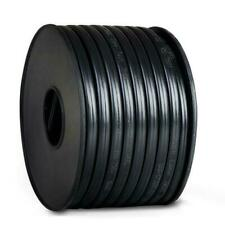 Unbranded Twin Sheath Automotive Cable - Black, 3m