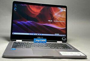 Asus Vivobook Flip 14 - Intel Celeron @1.1GHz - 128GBHDD - 4GB RAM - 14 inch