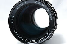 PENTAX Super Multi Coated Takumar 135mm F3.5  M42 SN5970615