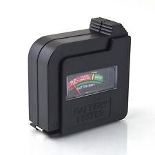 AA/AAA/C/D/9V/1.5V Universal Button Cell Battery Volt Tester Checker Test BT-860