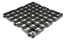 6,5m² 30LG REITPLATZBAU Paddockplatten Paddockplatte Rasengitter 50x50x3cm NEU