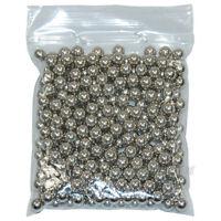 150 x 8mm BBs STEEL BALL BEARINGS SLINGSHOT AMMO REUSABLE BLACK WIDOW CATAPULT