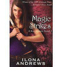 Magic Strikes by Ilona Andrews New Book