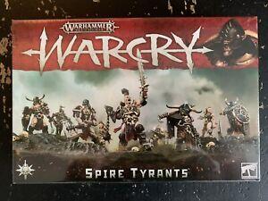 Warhammer AoS Warcry Spire Tyrants NIB
