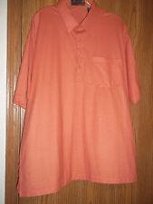 Enro Golf Shirt Orange XL