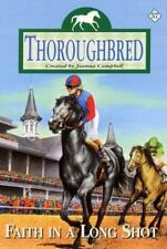 Faith in a Long Shot (Thoroughbred #57)-ExLibrary