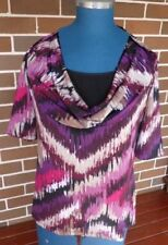Rayon Clubwear Multi-Colored Tops & Blouses for Women