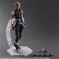 Play Arts Kai Final Fantasy XV 15 Prompto Argentum Action PVC Figure Figurine IB