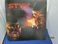 """STYX Kilroy was here- 1983 12"""" Vinyl LP & Jacket, All in Exc.Cond. Fast Shipping"""
