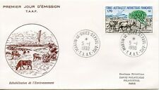 FDC / T.A.A.F. TERRES AUSTRALES TIMBRE N° 149 / FAUNE /