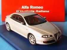 ALFA ROMEO GT 1900 JTDM BLACK LINE SILVER M4 7072 1/43  SILBER ARGENT 1344 PCS