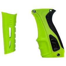RSX Shocker Paintball Grip Kit - Lime / Black