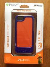 Trident Apollo Case for iPhone 5 - Navy Blue/Orange
