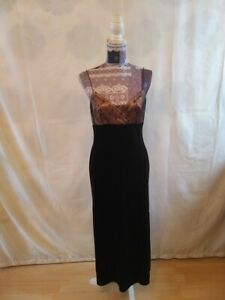 Dorothy Perkins  Dress size 12   Strappy Cami  Long Sleeve  Black,Beige