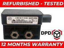 Mercedes SLK CLK C Class ML Yaw Rate Sensor A0025427218Q01 - 0025427218