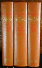 Lot of 3 Books by Henry James-novels English Language classico in originale