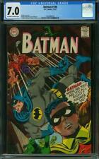 Batman 196 CGC 7.0 -- 1967 -- Infantino, Murphy Anderson, Moldoff #2020889018