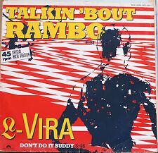 TALKIN 'BOUT RAMBO LP N. 668