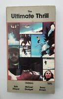 The Ultimate Thrill VHS 1985 Congress Video Cult Rare Britt Ekland HTF