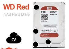 Western Digital WD Red 2TB Nas Hard Drive 3.5'' SATA Ⅲ 6Gb/s Internal HDD UK New