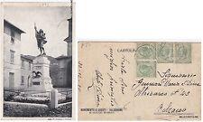 # VALDIBRANA: MONUMENTO AI CADUTI    1926