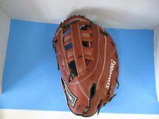 "New Spalding  #42067FR Baseball 12"" First Baseman Glove"