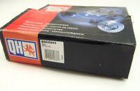 QUINTON HAZELL BDC5243 Bremsscheibensatz Bremsscheibe Bremse für PEUGEOT RENAULT